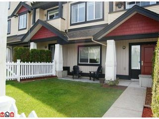 Photo 10: 9 7168 179TH Street in Cloverdale: Home for sale : MLS®# F1205320