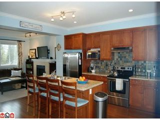 Photo 2: 9 7168 179TH Street in Cloverdale: Home for sale : MLS®# F1205320