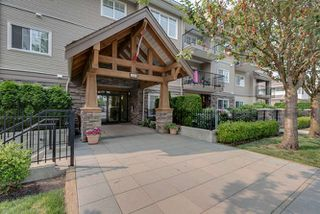 "Photo 1: 112 22150 DEWDNEY TRUNK Road in Maple Ridge: West Central Condo for sale in ""Falcon Manor"" : MLS®# R2196263"