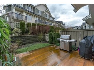"Photo 20: 219 3105 DAYANEE SPRINGS Boulevard in Coquitlam: Westwood Plateau Townhouse for sale in ""WHITETAIL LANE"" : MLS®# R2231129"