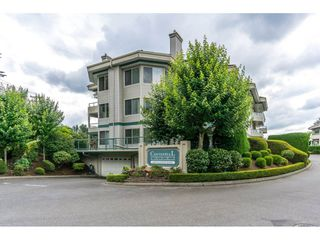 "Main Photo: 302 2451 GLADWIN Road in Abbotsford: Abbotsford West Condo for sale in ""Centennial Court    The Cedars"" : MLS®# R2243006"