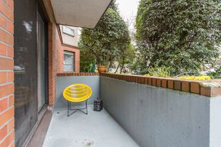 Photo 16: 102 607 E 8TH AVENUE in Vancouver: Mount Pleasant VE Condo for sale (Vancouver East)  : MLS®# R2244888