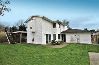Photo 20: 12236 MCMYN AVENUE in Pitt Meadows: Mid Meadows House for sale : MLS®# R2253443