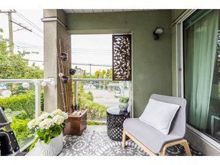 "Photo 12: 206 2195 W 5TH Avenue in Vancouver: Kitsilano Condo for sale in ""The Hearthstone"" (Vancouver West)  : MLS®# R2288424"
