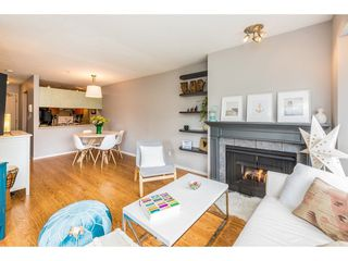 "Photo 3: 206 2195 W 5TH Avenue in Vancouver: Kitsilano Condo for sale in ""The Hearthstone"" (Vancouver West)  : MLS®# R2288424"