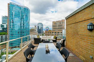 """Photo 2: 1502 822 HOMER Street in Vancouver: Downtown VW Condo for sale in """"GALILEO"""" (Vancouver West)  : MLS®# R2291700"""