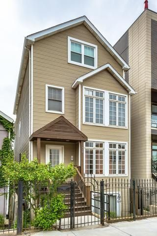 Main Photo: 718 Willard Court Unit 1 in CHICAGO: CHI - West Town Condo, Co-op, Townhome for sale ()  : MLS®# 10089776