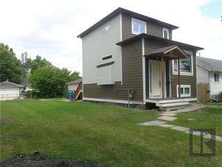 Photo 1: 133 Harold Avenue West in Winnipeg: Residential for sale (3L)  : MLS®# 1826247