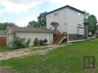 Photo 19: 133 Harold Avenue West in Winnipeg: Residential for sale (3L)  : MLS®# 1826247