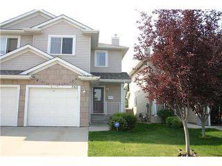 Main Photo: 3413 MCKAY Lane in Edmonton: Zone 55 House Half Duplex for sale : MLS®# E4132095