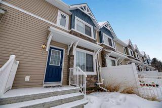 Photo 2: 69 14621 121 Street in Edmonton: Zone 27 Townhouse for sale : MLS®# E4142136