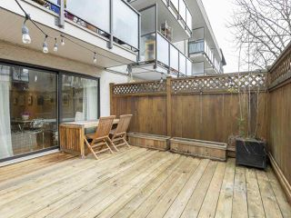 "Photo 11: 102 550 E 7TH Avenue in Vancouver: Mount Pleasant VE Condo for sale in ""Carolina Manor"" (Vancouver East)  : MLS®# R2349207"