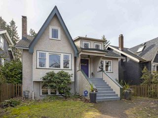 "Main Photo: 3920 W 20TH Avenue in Vancouver: Dunbar House for sale in ""DUNBAR"" (Vancouver West)  : MLS®# R2349456"