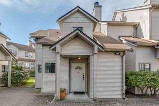 "Photo 2: 40 98 BEGIN Street in Coquitlam: Maillardville Townhouse for sale in ""LE PARC"" : MLS®# R2354720"