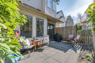 "Photo 14: 40 98 BEGIN Street in Coquitlam: Maillardville Townhouse for sale in ""LE PARC"" : MLS®# R2354720"