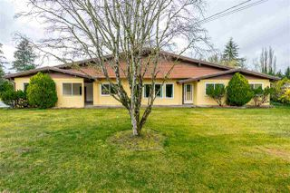 "Photo 1: 5445 245A Street in Langley: Salmon River House for sale in ""Salmon River"" : MLS®# R2355471"