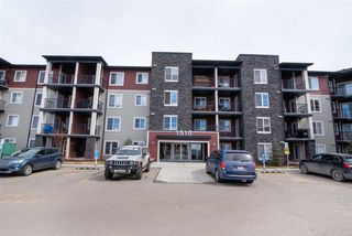Main Photo: 411 1510 watt Drive SW in Edmonton: Zone 53 Condo for sale : MLS®# E4152410