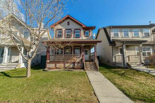 Photo 1: 12264 18 Avenue in Edmonton: Zone 55 House for sale : MLS®# E4154368