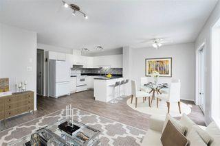 Photo 1: 76 2004 GRANTHAM Court in Edmonton: Zone 58 House Half Duplex for sale : MLS®# E4154525