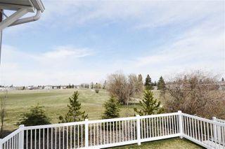 Photo 20: 28 14621 121 Street in Edmonton: Zone 27 Townhouse for sale : MLS®# E4155085