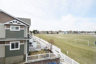 Photo 22: 28 14621 121 Street in Edmonton: Zone 27 Townhouse for sale : MLS®# E4155085
