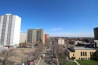 Photo 23: 701 11969 JASPER Avenue in Edmonton: Zone 12 Condo for sale : MLS®# E4156016