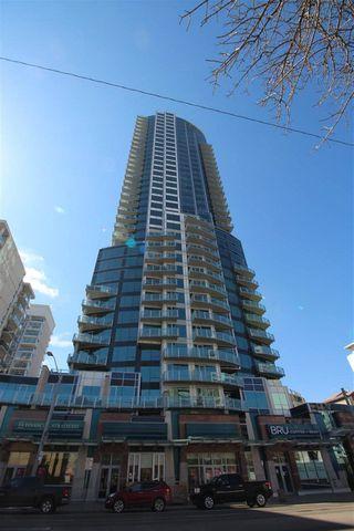 Photo 1: 701 11969 JASPER Avenue in Edmonton: Zone 12 Condo for sale : MLS®# E4156016