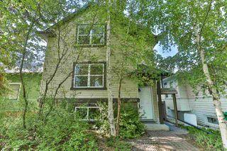 Photo 1: 10705 UNIVERSITY Avenue in Edmonton: Zone 15 House for sale : MLS®# E4156661