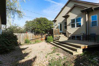 Photo 28: 10705 UNIVERSITY Avenue in Edmonton: Zone 15 House for sale : MLS®# E4156661