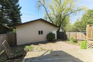 Photo 29: 10705 UNIVERSITY Avenue in Edmonton: Zone 15 House for sale : MLS®# E4156661