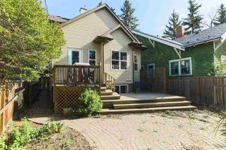 Photo 27: 10705 UNIVERSITY Avenue in Edmonton: Zone 15 House for sale : MLS®# E4156661