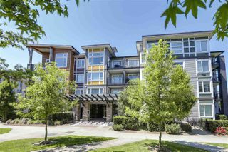 "Main Photo: 411 13740 75A Avenue in Surrey: East Newton Condo for sale in ""MIRRA"" : MLS®# R2374212"