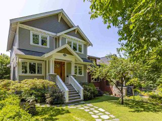 "Main Photo: 3980 W 23RD Avenue in Vancouver: Dunbar House for sale in ""DUNBAR"" (Vancouver West)  : MLS®# R2375924"