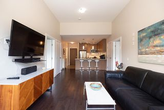 "Photo 1: 411 1182 W 16TH Street in North Vancouver: Norgate Condo for sale in ""The Drive 2"" : MLS®# R2376590"