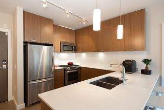 "Photo 3: 411 1182 W 16TH Street in North Vancouver: Norgate Condo for sale in ""The Drive 2"" : MLS®# R2376590"