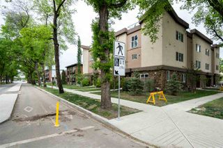 Photo 27: 8308 101 Street in Edmonton: Zone 15 Townhouse for sale : MLS®# E4160262