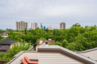 Photo 25: 8308 101 Street in Edmonton: Zone 15 Townhouse for sale : MLS®# E4160262