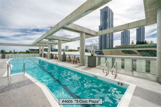 "Photo 17: 4605 13495 CENTRAL Avenue in Surrey: Whalley Condo for sale in ""3 Civic Plaza"" (North Surrey)  : MLS®# R2379820"