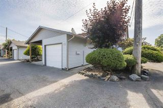 Photo 3: 54 46689 FIRST Avenue in Chilliwack: Chilliwack E Young-Yale Townhouse for sale : MLS®# R2380316