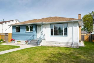 Photo 1: 231 Poplarwood Avenue in Winnipeg: Residential for sale (2D)  : MLS®# 1916810