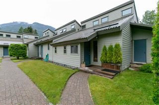 """Main Photo: C1 6900 CRABAPPLE Drive in Whistler: Whistler Cay Estates Townhouse for sale in """"Adventures West Lakeside"""" : MLS®# R2384747"""
