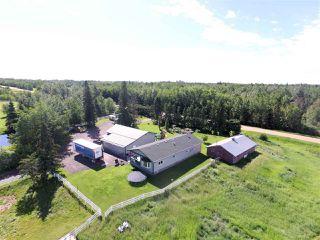 Main Photo: 1320 Township Rd 570: Rural Barrhead County House for sale : MLS®# E4164457