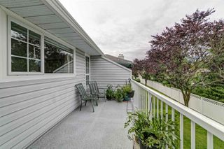 "Photo 17: 3 1160 INLET Street in Coquitlam: New Horizons Townhouse for sale in ""Camelot"" : MLS®# R2386788"