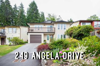 """Photo 1: 249 ANGELA Drive in Port Moody: College Park PM House for sale in """"College Park"""" : MLS®# R2387582"""