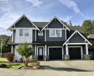 Photo 1: 2158 Stone Gate in VICTORIA: La Bear Mountain Single Family Detached for sale (Langford)  : MLS®# 417791