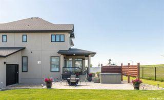 Photo 46: 467 Mahabir Crescent in Saskatoon: Evergreen Residential for sale : MLS®# SK800397