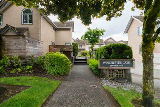 "Main Photo: 14 237 W 16TH Street in North Vancouver: Central Lonsdale Townhouse for sale in ""Winchester Gate"" : MLS®# R2459966"