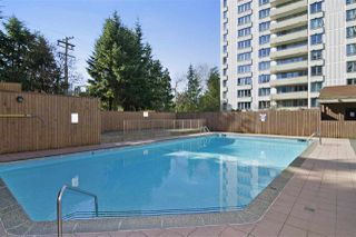 """Photo 20: 2104 5652 PATTERSON Avenue in Burnaby: Central Park BS Condo for sale in """"Central Park Place"""" (Burnaby South)  : MLS®# R2463134"""