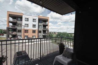 Photo 28: 234 503 Albany Way in Edmonton: Zone 27 Condo for sale : MLS®# E4201650