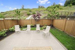 "Photo 25: 44 10480 248 Street in Maple Ridge: Thornhill MR Townhouse for sale in ""Terraces III"" : MLS®# R2465876"